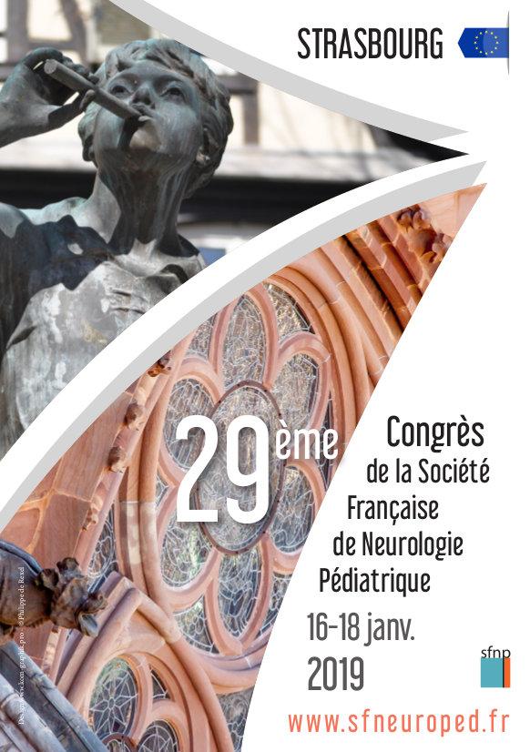 Congrès SFNP janvier 2019