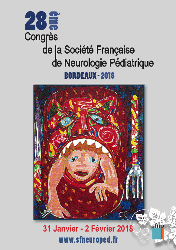 Congres SFNP Bordeaux 2018
