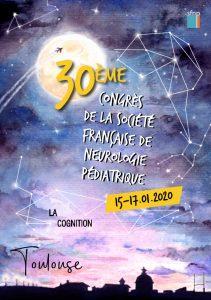 Congrès SFNP Toulouse 2020
